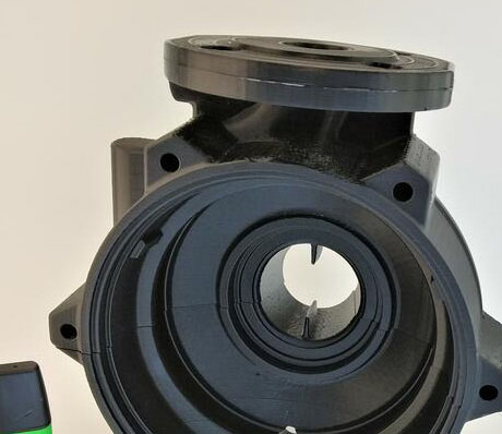 Grundfos Pump Shell